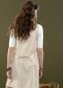 彈性棉肩帶式可調整背心裙 3