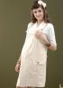 彈性棉肩帶式可調整背心裙 1