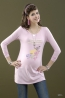 繽紛咚咚將孕婦棉T 1