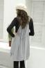 俏漾甜美燈籠版型孕婦洋裝 3