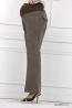 細絨標準型長褲 1