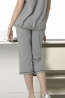 針織彈性纖維七分褲 3