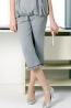 針織彈性纖維七分褲 2
