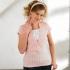 產後孕婦針織哺乳衣-夏天短袖上衣 3